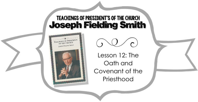 photograph regarding Oath and Covenant of the Priesthood Printable named The Oath and Covenant of the Priesthood