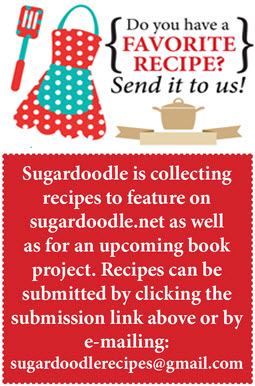 Sugardoodle Recipes